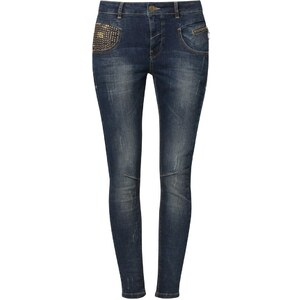 Mos Mosh NELLY Jeans Relaxed Fit blau