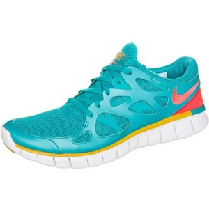Nike Sportswear FREE RUN+ 2 Sneaker blau