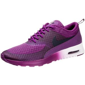 Nike Sportswear AIR MAX THEA Sneaker bright grape/obsidian/metallic silver/white