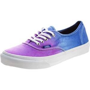 Vans AUTHENTIC SLIM Sneaker (ombre) hollyhock/surf the web