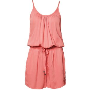 Vero Moda ANOTHER FRIDAY Jumpsuit spiced coral
