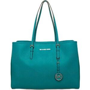 MICHAEL Michael Kors JET SET TRAVEL Shopping Bag aqua