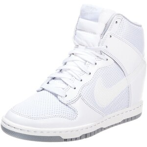 Nike Sportswear DUNK SKY Sneaker high white/wolf grey