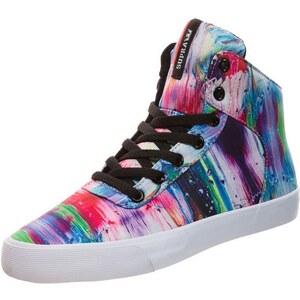 Supra CUTTLER Sneaker high paint splatter/white