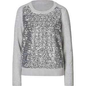 Steffen Schraut Glam Relax Weekend Sequined Sweatshirt
