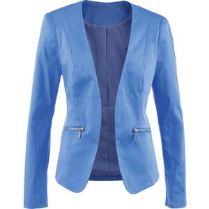 bpc selection Blazer langarm in blau für Damen von bonprix