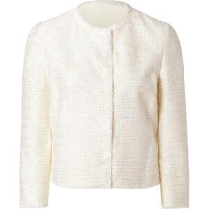 Giambattista Valli Bouclé Cropped Jacket