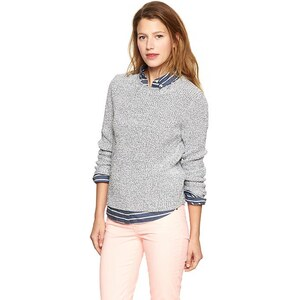 Gap Ribbed Sweater - Navy