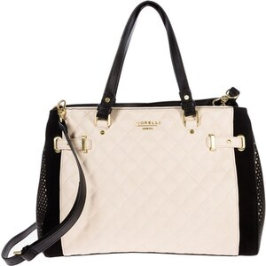 Fiorelli REAGAN Handtasche soft white/black