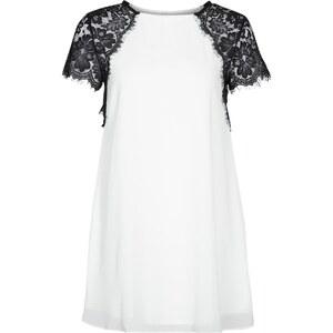 TFNC LAVA Cocktailkleid / festliches Kleid white/black