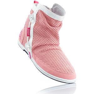 Kappa Freizeitstiefel aus Leder in rosa für Damen von bonprix