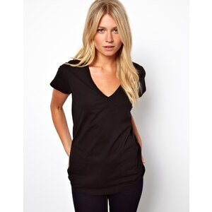 ASOS T-Shirt with V Neck