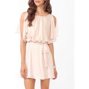 FOREVER21 Strass verziertes Kleid