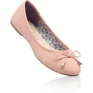 bpc bonprix collection Ballerina in rosa von bonprix