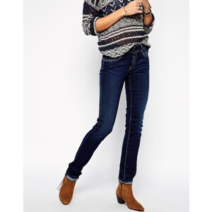 Pepe Jeans - New Brooke - Schmal geschnittene Jeans