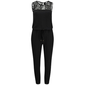 Vero Moda Women's Ziga Jumpsuit - Black