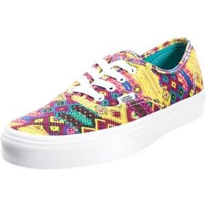 Vans AUTHENTIC Sneaker friendship multicolor/true white