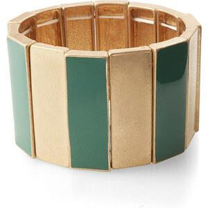 Esprit Bracelet élastique en métal doré