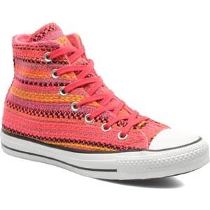 Converse - Chuck Taylor Winter Material Hi W - Sneaker für Damen / rosa