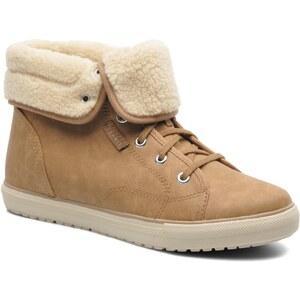SALE - 50% - Esprit - Mika Bootie 030 - Sneaker für Damen / beige