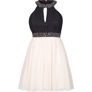 Little Mistress Cocktailkleid / festliches Kleid black/cream