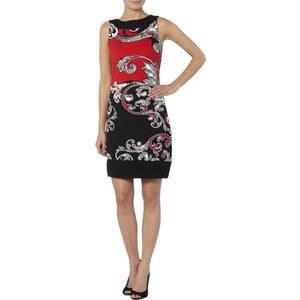 Montego Kleid mit Ornament-Muster