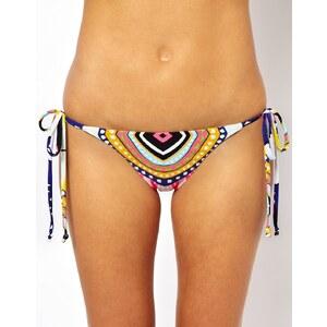 Mara Hoffman Rays String Bikini Bottom