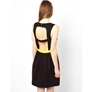 See U Soon Dress With Open Back