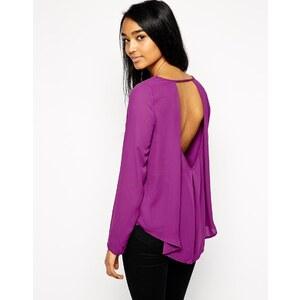 Vero Moda - Bluse mit Rückenausschnitt