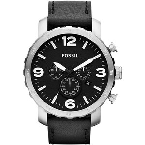 "Fossil, Chronograph, ""NATE, JR1436"""