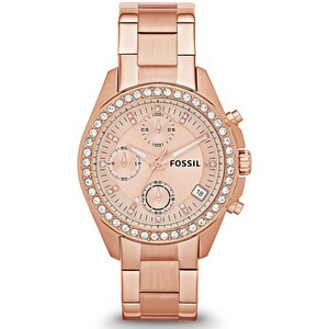 "Fossil, Chronograph, ""LADIES DECKER, ES3352"""