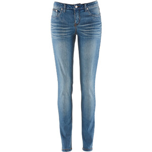John Baner JEANSWEAR Stretch-Jeans SKINNY, Normal in blau für Damen von bonprix