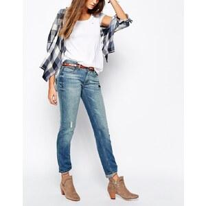 Hilfiger Denim - Girlfriend - Verschlissene Jeans