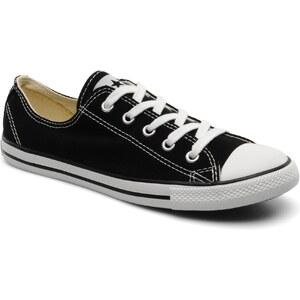 Converse - All Star Dainty Canvas Ox - Sneaker für Damen / schwarz