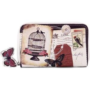 Kožená peněženka With Love od Disaster