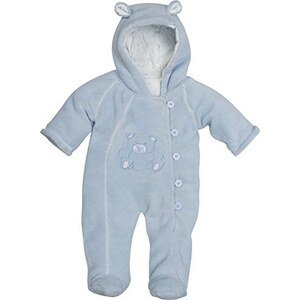Playshoes Unisex - Baby Overall 421005 Baby Fleece Overall / Fleeceanzug, dick wattiert, Oeko Tex Standard 100 (Weitere Farben)