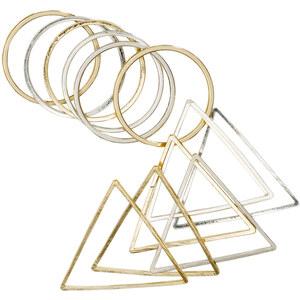 H&M 12er-Pack Ringe