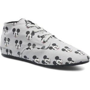 Eleven paris - Basic Colors Disney F - Sneaker für Damen / grau