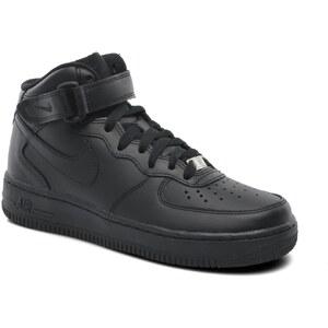 Nike - Wmns Air Force 1 Mid '07 Le - Sneaker für Damen / schwarz