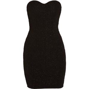 Morgan Robe bustier - noire