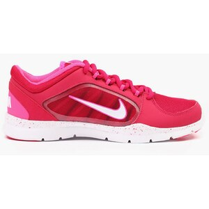 Nike NIKE FLEX TRAINER 4 - Sneakers - fuchsienrot
