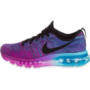 Nike Laufschuhe FLYKNIT MAX blau