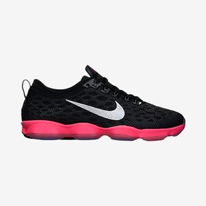 Nike Zoom fit agility - Baskets - ivoire