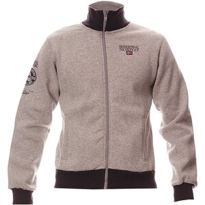 Geographical Norway Forbid - Veste - gris chine
