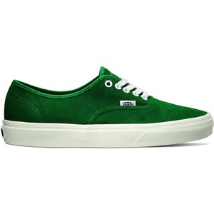 Vans Authentic - Sneakers - grün
