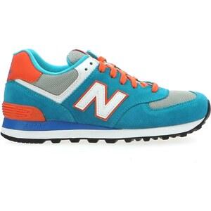 New Balance WL574 B - Sneakers - blau