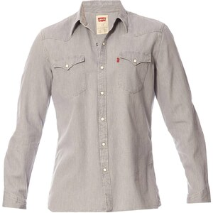 Levi's Barstow - Chemise - gris
