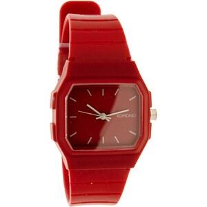 Komono Apollo - Uhr - rot