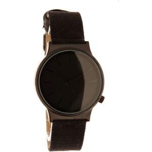Komono Wizard - Uhr - schwarz
