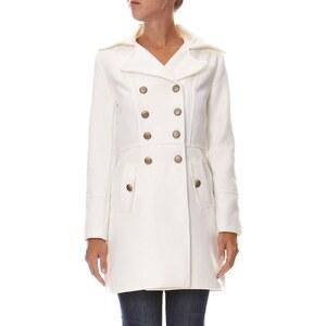 Swan Manteau - blanc